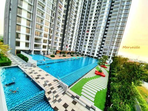 Luminari Services Apartment, Seberang Perai Utara