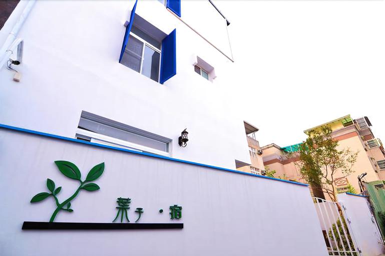 leaf hostel, Tainan