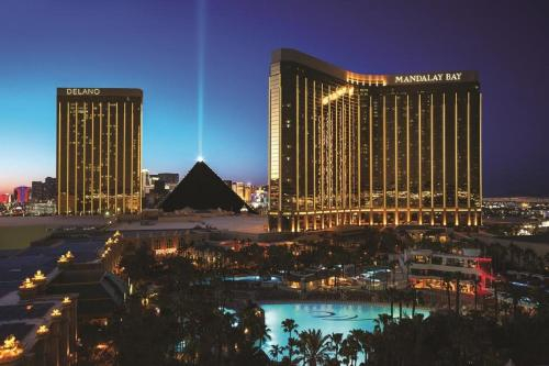 Mandalay Bay Resort And Casino, Clark