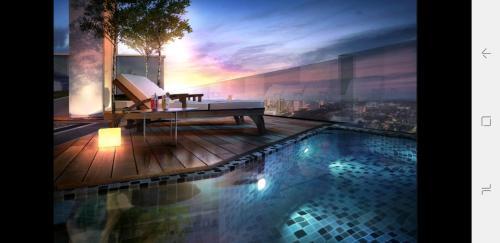 218 Macalister Studio Suite, Pulau Penang