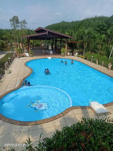 Palmsuay Resort, Khao Saming