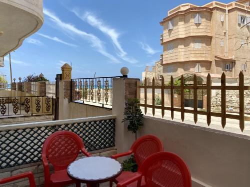 Seaside Two-Bedroom Chalet Sidi Krir, Burj al-'Arab