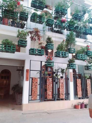 LUXEZ garden house, Sainthamarathu