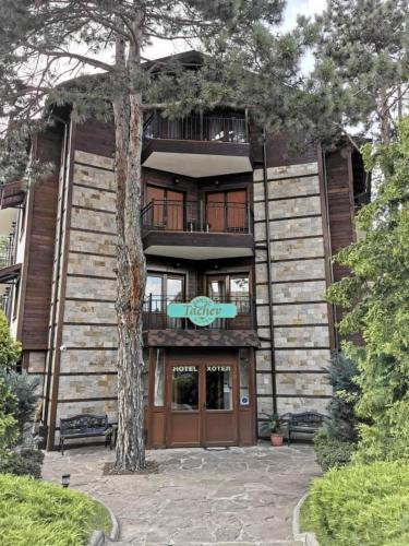 Хотел Тачев, Cherven Bryag