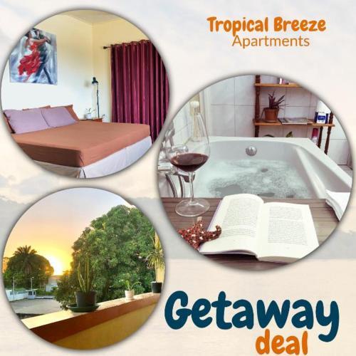 Tropical Breeze Apartments, Centrum