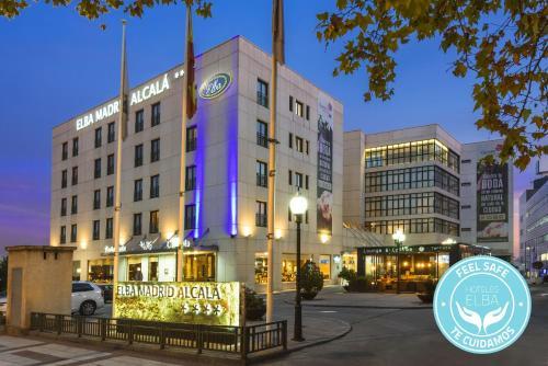 Hotel Elba Madrid Alcalá, Madrid