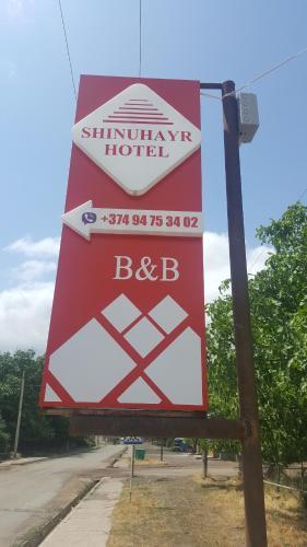 Tatev Shinuhayr Hotel',