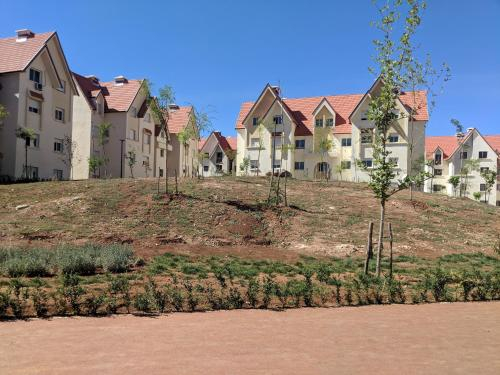 les jardins d ifrane, Ifrane