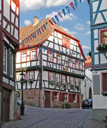 Hotel und Restaurant zum Löwen, Main-Kinzig-Kreis