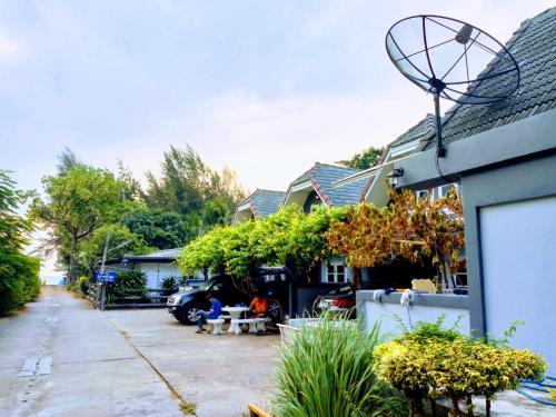 บ้านพักมาซามิโฮม หาดเจ้าสำราญ Mazami Homes At Chao Samran Beach Phetchaburi, Muang Phetchaburi