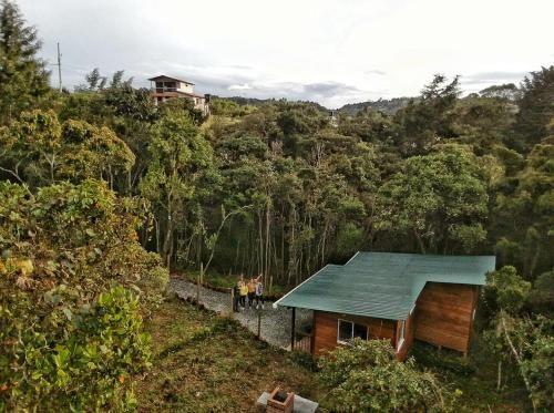 Cabanas La Silleta, Rionegro