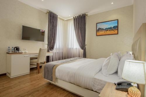 SATO HOTEL, Tashkent City
