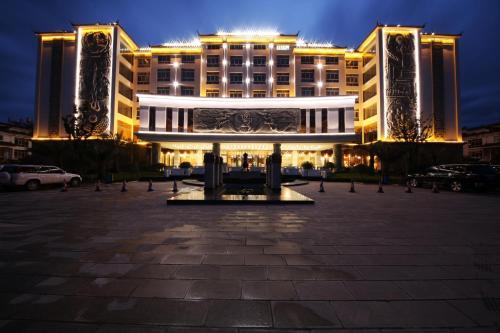 Xiongzhao grand hotel, Dali Bai