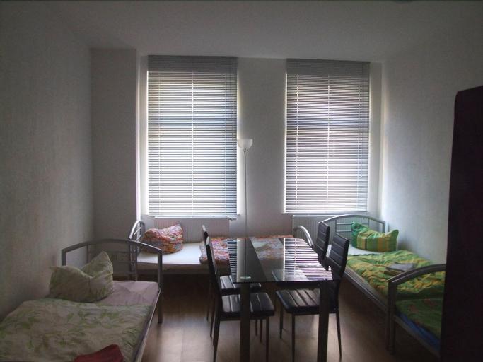 Hostel im Medizinerviertel, Halle (Saale)