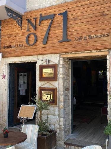 NO 71 BUTIK OTEL, Yenimahalle