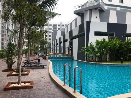Arcadia Beach Resort Suite, Pattaya