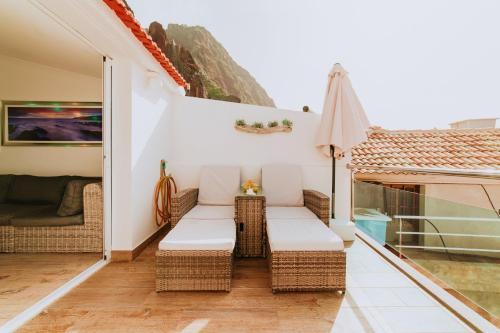 Paul do Mar Beach House, Calheta