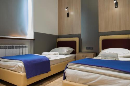 Hotel IRIS, Qibray