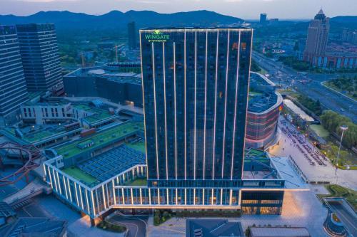 Liyang Xincheng Xing lilan Hotel, Changzhou