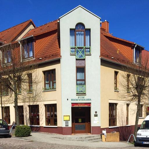 Hotel Garni Zum Eichwerder, Uckermark