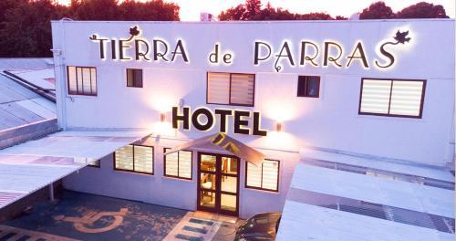 Hotel Tierra de Parras, Ñuble