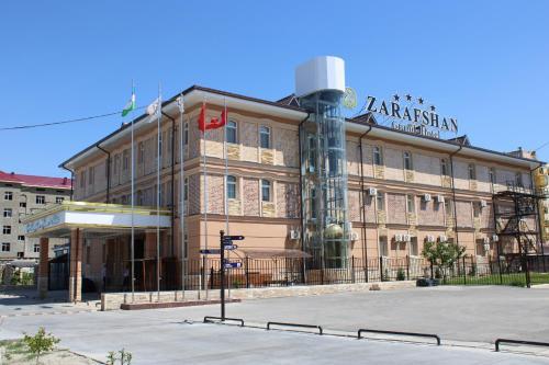 Zarafshan Grand Hotel, Navbahor