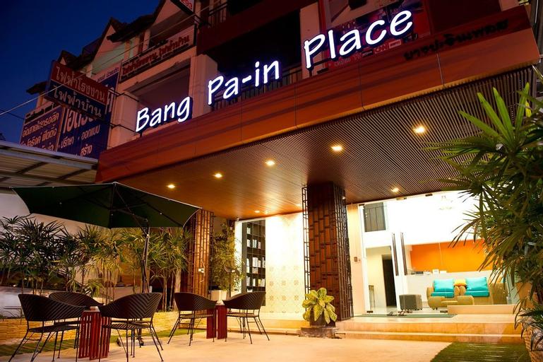Bang Pa-in Place, Bang Pa-In