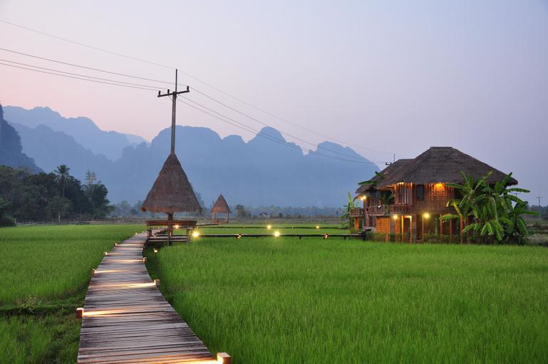 Vieng Tara Villa, Vangvieng