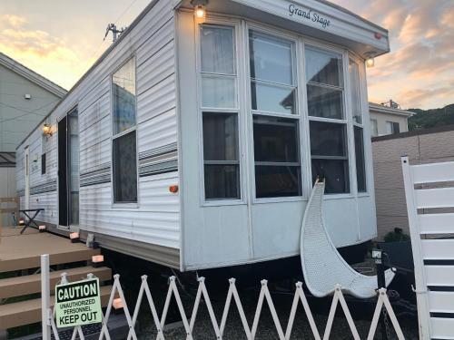 Michishio -trailer house - Vacation STAY 88188, Tōyō