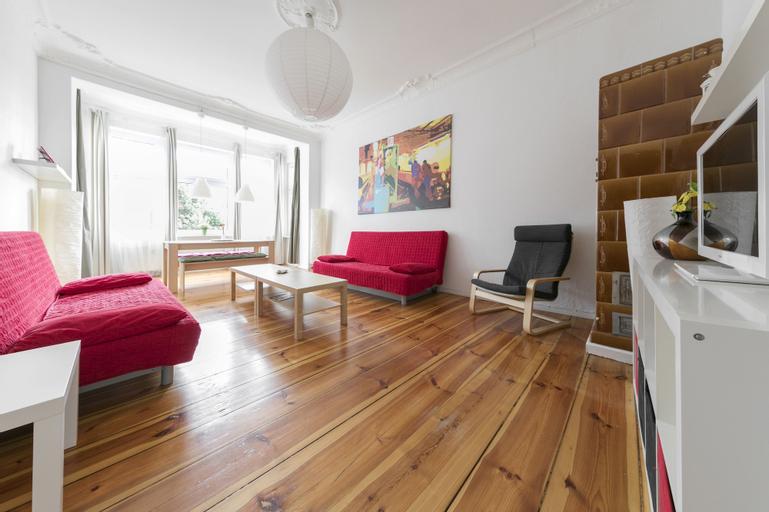 Homaris - Apartments Afrikanisches Viertel, Berlin