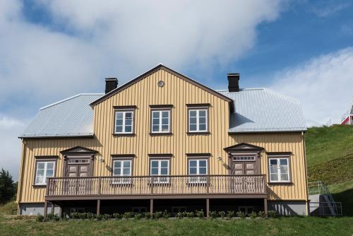 Place to read, Akureyri