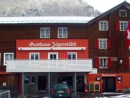 Aktivhostel HangeMatt, Glarus