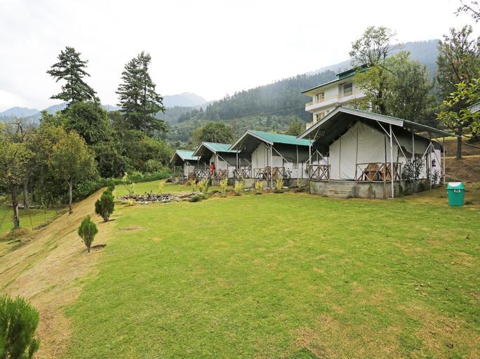 OYO 9485 Swiss Camps, Kullu