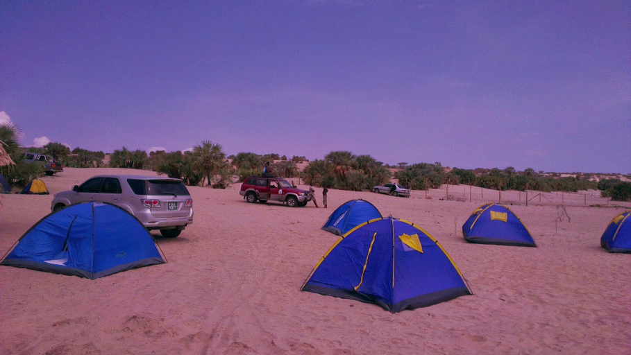 Napak Resort - Campsite, Turkana Central