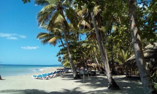 Playa Paraiso en Magante, Gaspar Hernández