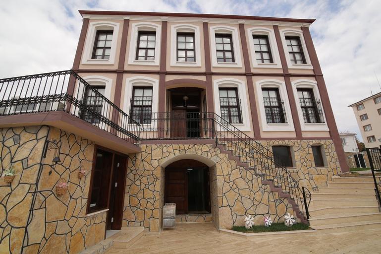 Vanilya Butik Otel, Merkez