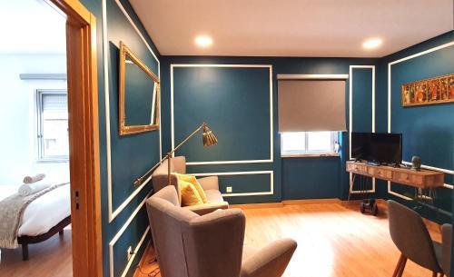Afonso Galo Guest Apartments, Almada