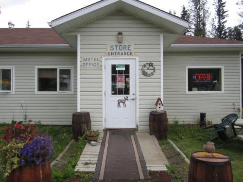 Johnson's Crossing Lodge, Yukon