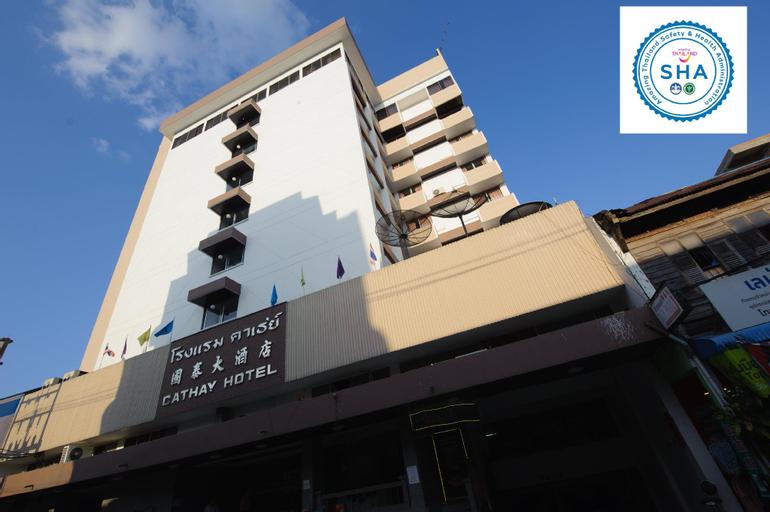 New Cathay Hotel, Batong