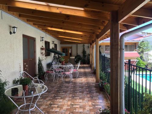 Hosteria & Residencial Estelita, Linares