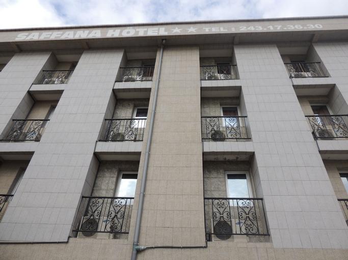 Saffana Hôtel, Wouri