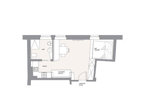 Ladurner Suites, Bolzano