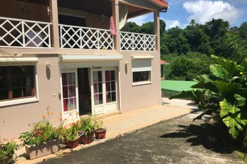 House with 3 bedrooms in Le Morne-Vert, with wonderful sea view, furnished garden and WiFi - 5 km fr, Le Morne-Vert
