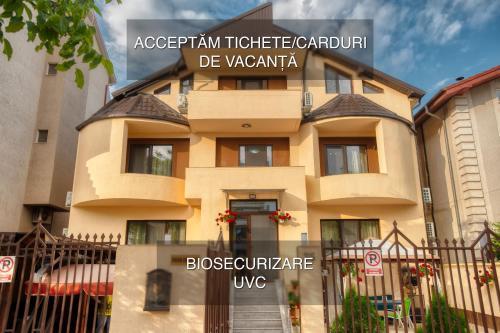 Casa Octaral, Agigea