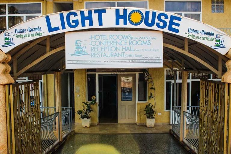Light House Hotel, Huye