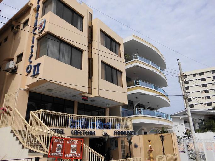 Hotel Francisco II, Salinas