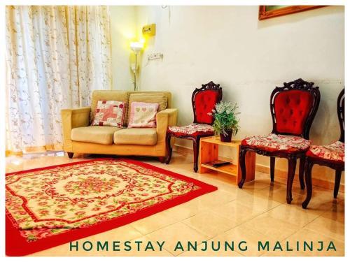 Homestay Anjung Malinja, Yan