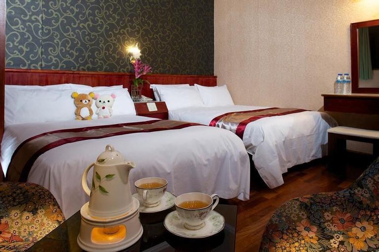 Gene Long Haiyatt Hotel, Chiayi City
