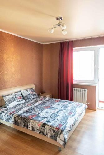 Apartment TwoPillows Savushkina, 6/7, Narimanovskiy rayon