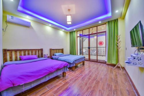 Fall in love with the home stay facility, Dali Bai